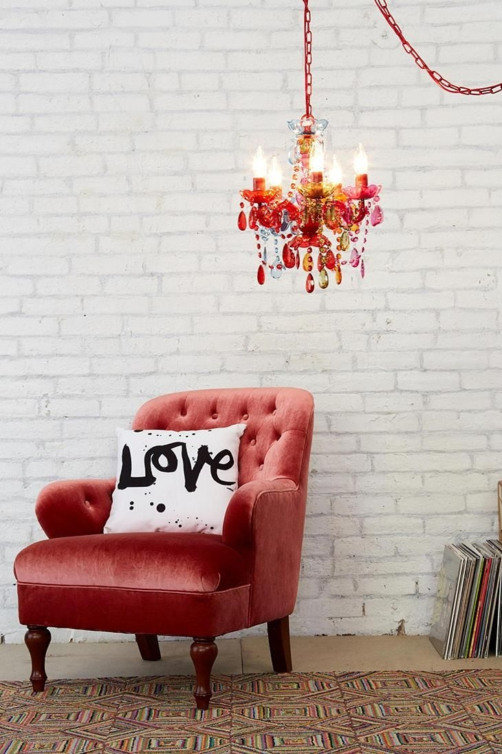 16 Best Images About Lighting On Pinterest With Small Red Chandelier (#1 of 12)