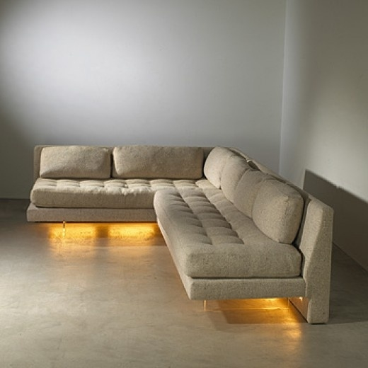 16 Best Vladimir Kagan Sofas Images On Pinterest With Sofas With Lights (#1 of 15)