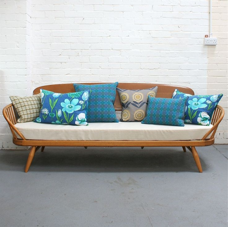164 Best Upcycled Ercol Images On Pinterest In Funky Sofas For Sale (#1 of 15)