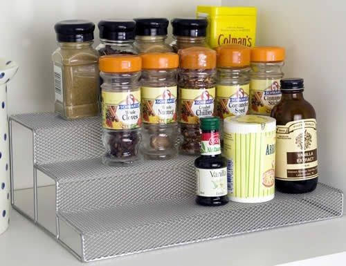 17 Best Images About Kitchen And Dining On Pinterest Shelves Within Storage Racks For Kitchen Cupboards (#1 of 15)