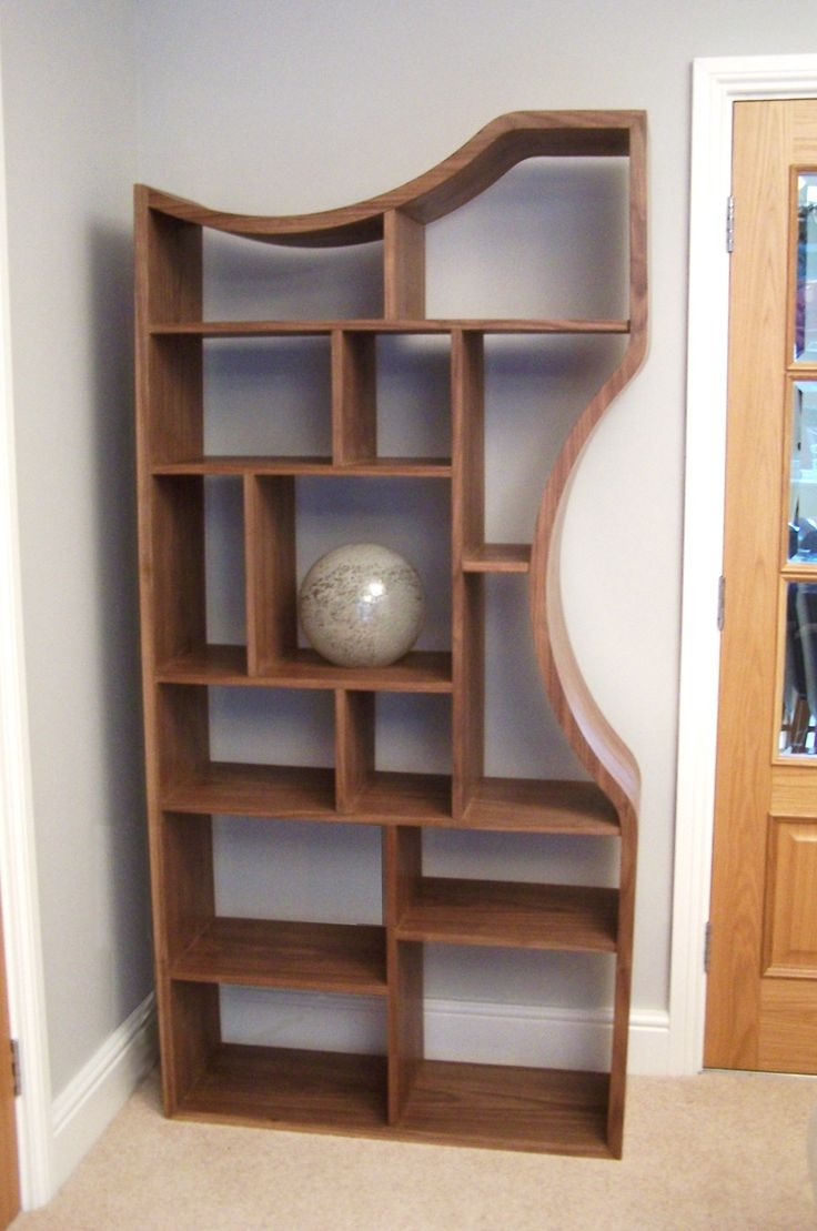 18 Best Shelving And Display Units Images On Pinterest Within Handmade Bookshelves (#4 of 15)