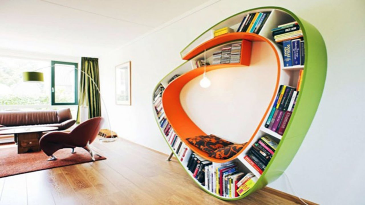 18 Immensely Creative Bookshelf Designs For Design A Bookcase (#3 of 15)