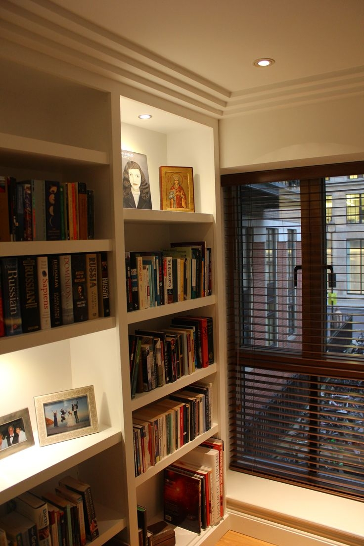 20 Best Images About Bespoke Bookcases On Pinterest Reading Room For Bespoke Library (#1 of 15)