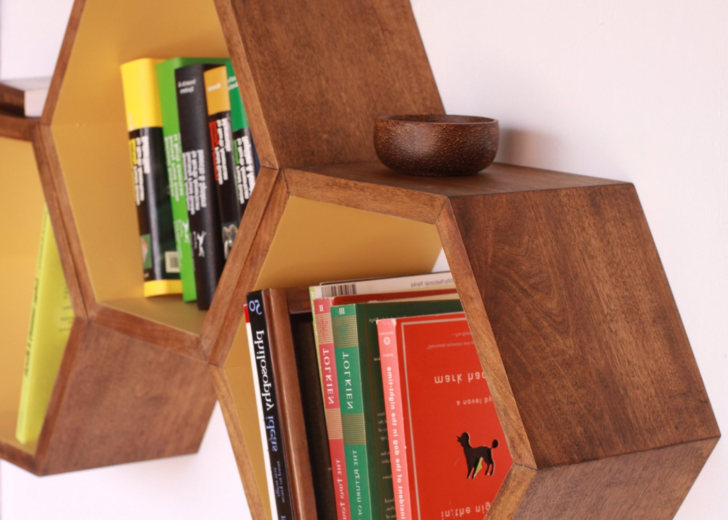 20 Creative Handmade Bookcase Ideas Style Motivation For Handmade Bookcase (View 1 of 15)