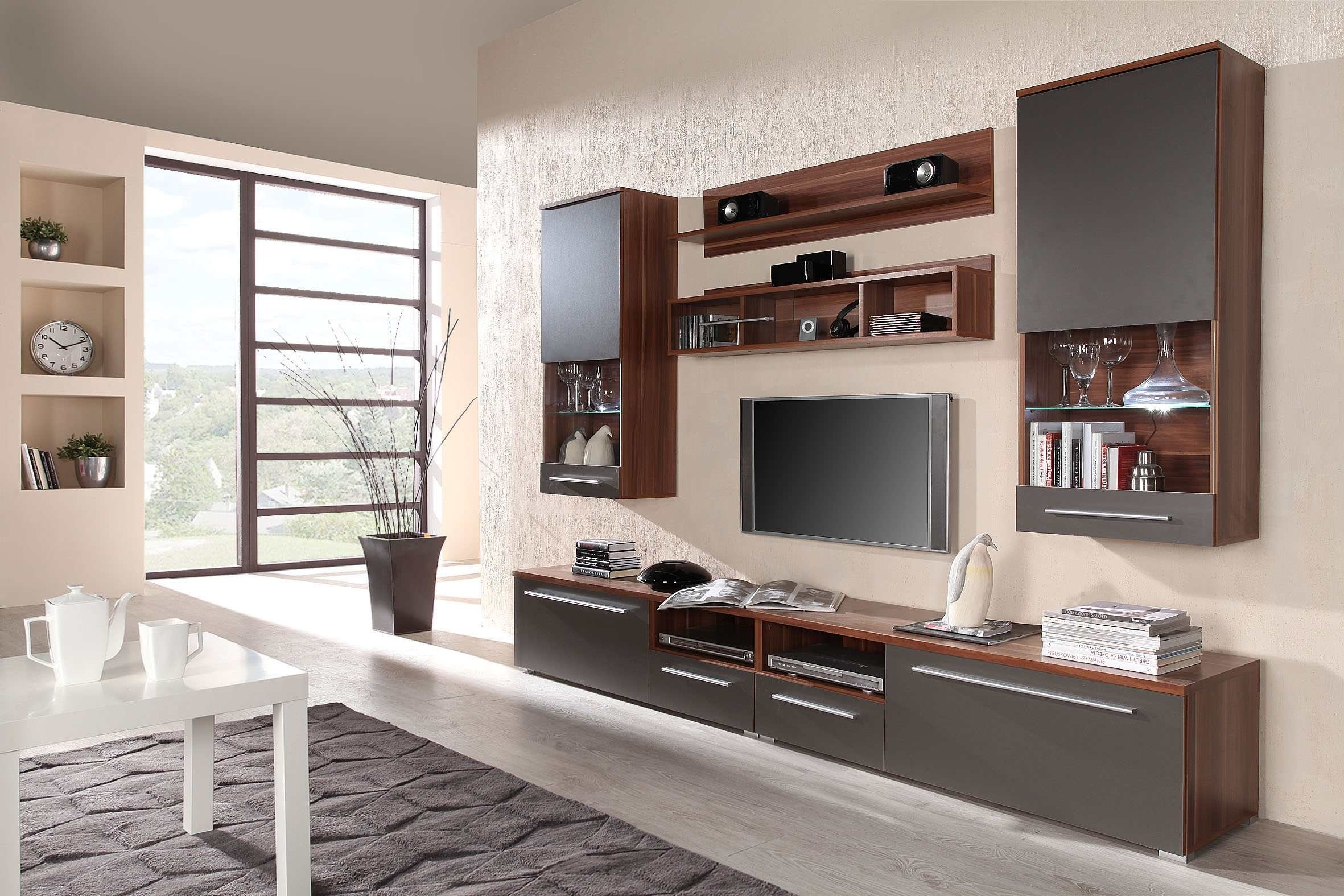 20 Modern Tv Unit Design Ideas For Bedroom Living Room With Pictures Throughout Wall Units For Living Room (View 14 of 15)