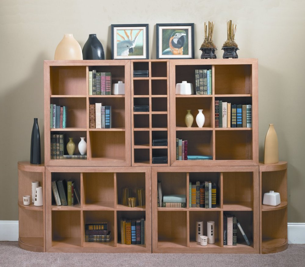 21 Stunning Bookshelves Youll Want For Your Home Whether Youve Pertaining To Bookshelves Designs For Home (#1 of 15)