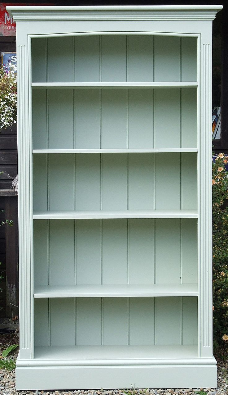 22 Best Images About Painted Freestanding Bookcases On Pinterest Pertaining To Free Standing Bookcases (#1 of 15)