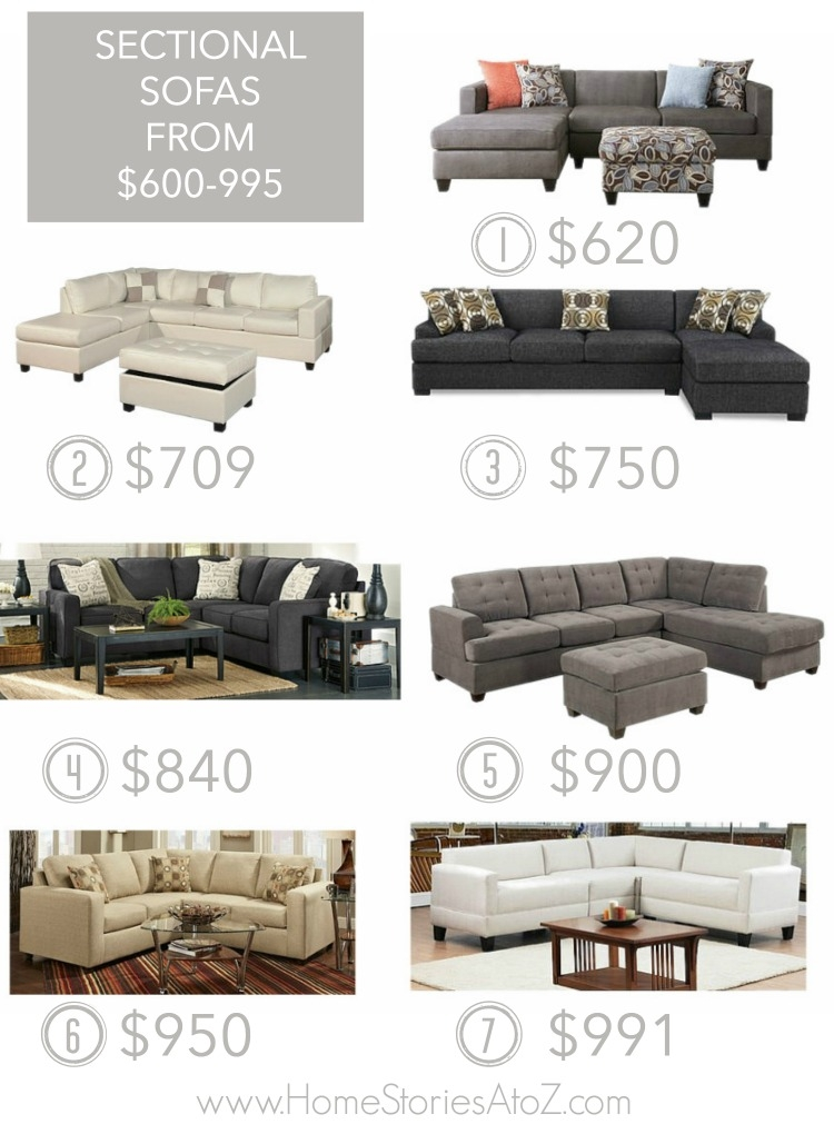 25 Affordable Sectional Sofas Best Sectional Sofa Ideas With Sectional Sofas Under  (#1 of 15)