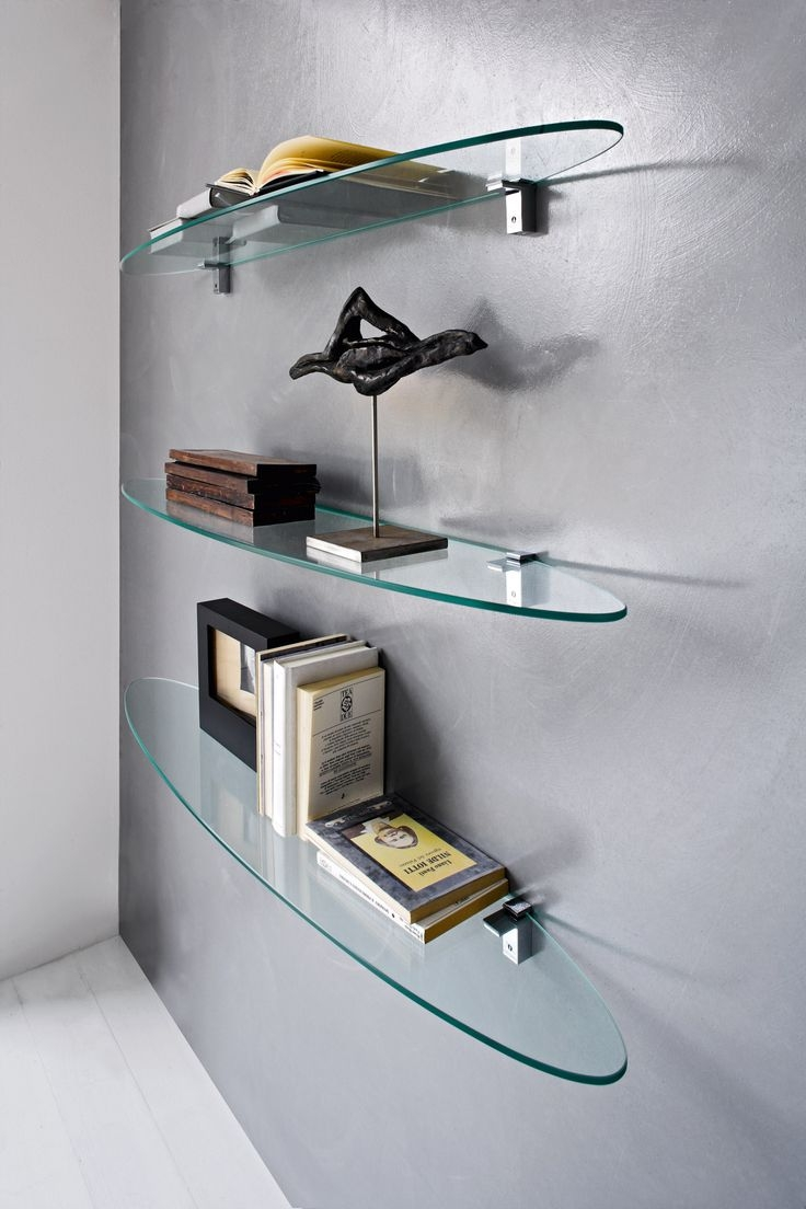 25 Best Glass Shelf Supports Ideas On Pinterest Regarding Glass Shelf Fittings (View 1 of 12)