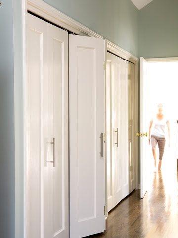 25 Best Hallway Closet Ideas On Pinterest Entryway Closet Regarding Hallway Cupboard Doors (#2 of 15)
