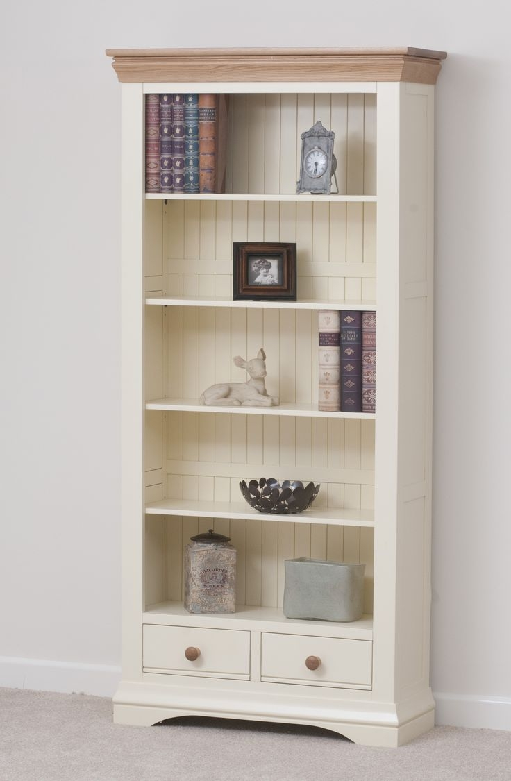 25 Best Images About Oak M On Pinterest Inside Painted Wood Bookcase (#1 of 15)