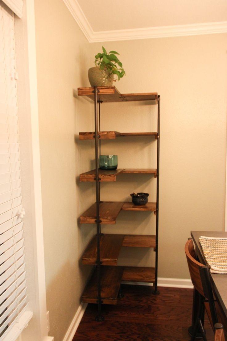 25 Best Large Corner Shelf Ideas On Pinterest Shower Corner Pertaining To Corner Shelf For Dvd Player On Wall (#2 of 15)