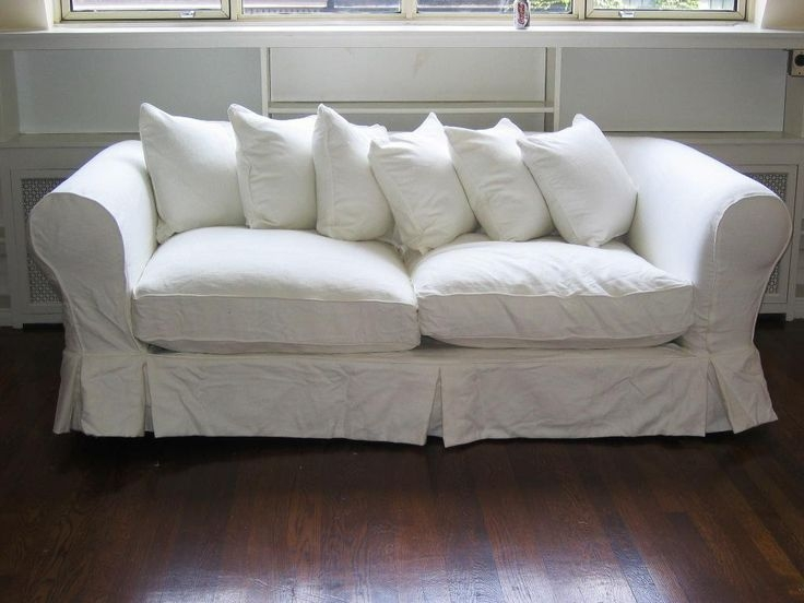 25 Best Loveseat Slipcovers Images On Pinterest Regarding Sofa Loveseat Slipcovers (#3 of 15)