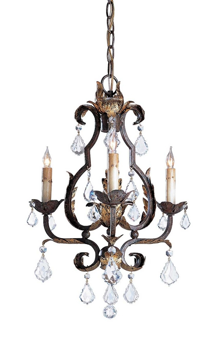25 Best Small Chandeliers Ideas On Pinterest Throughout Small Bronze Chandelier (#1 of 12)
