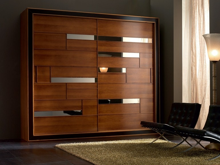 25 Best Solid Wood Wardrobes Ideas On Pinterest Modern Wardrobe For Large Wooden Wardrobes (#1 of 15)
