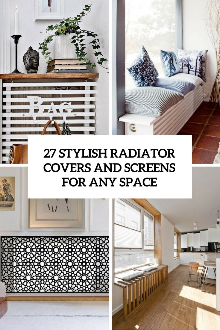27 Stylish Radiator Covers And Screens For Any Space Digsdigs Throughout Radiator Cover Shelf Unit (#2 of 15)