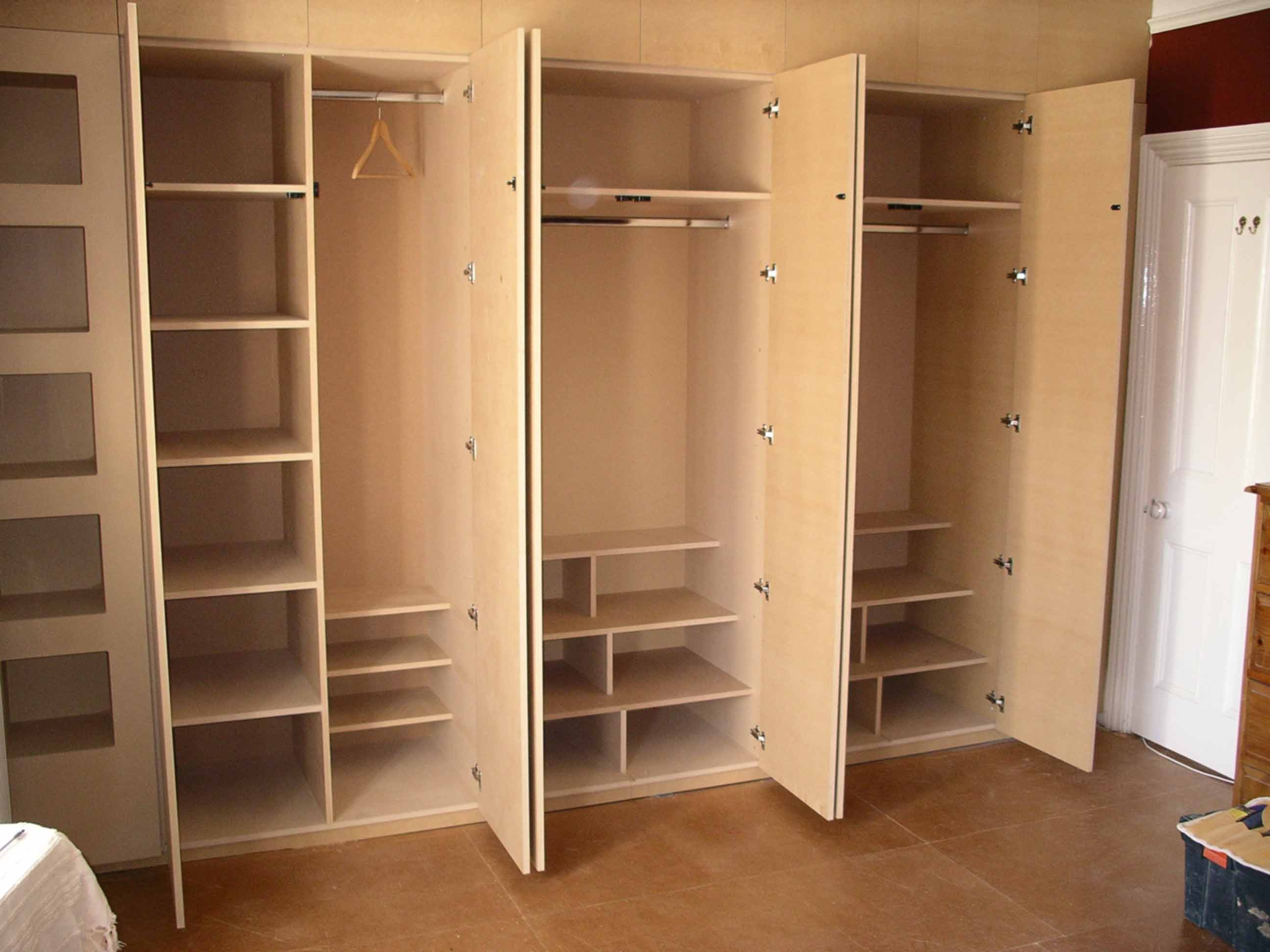 29 Best Wardrobes Images On Pinterest Inside Built In Cupboard Shelving (#1 of 15)