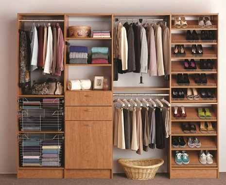 30 Best Built In Walk In Wardrobes Images On Pinterest Throughout Space Saving Wardrobes (View 4 of 15)
