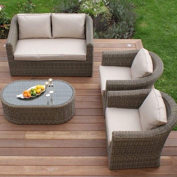 Inspiration about 32 Best Maze Rattan Winchester Garden Furniture Images On Pinterest With Garden Sofa Covers (#8 of 15)