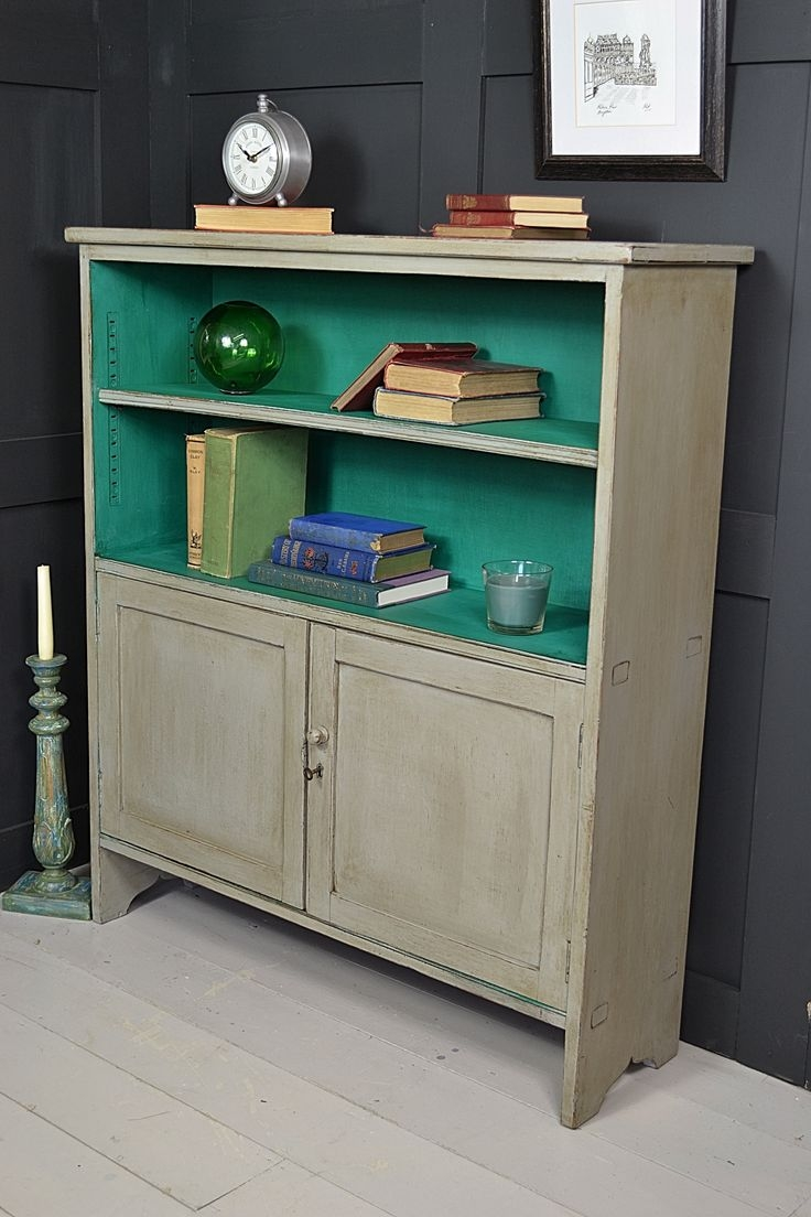 Inspiration about 39 Best Our Bookcases Images On Pinterest Inside Painted Oak Bookcase (#12 of 15)