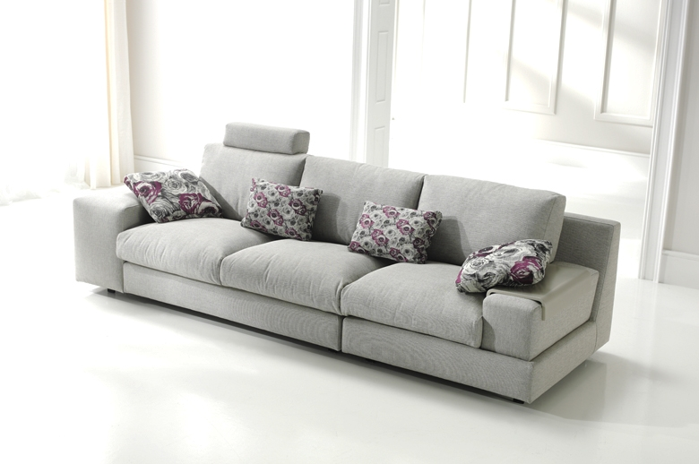 Inspiration about 4 Seater Sofas Thesofa With Large 4 Seater Sofas (#7 of 15)