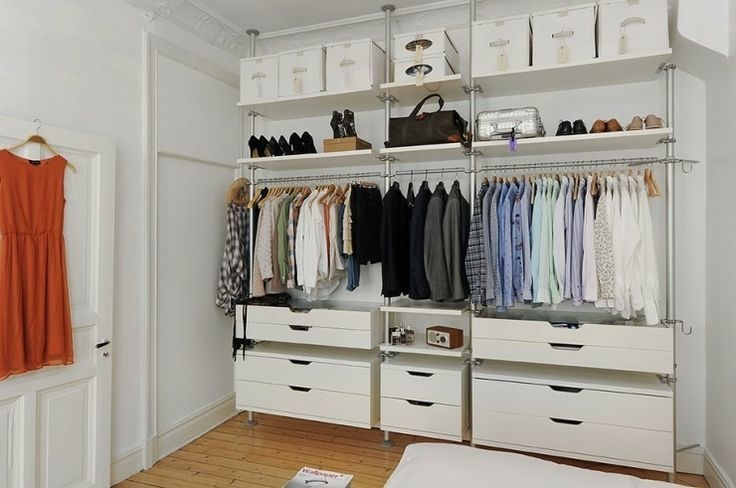 4 Wardrobe Space Saving Ideas For Spring Breakfast With Audrey With Space Saving Wardrobes (View 5 of 15)