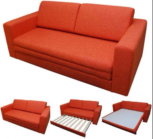 15 inspirations of red sofa beds ikea for Sofa bed jeddah