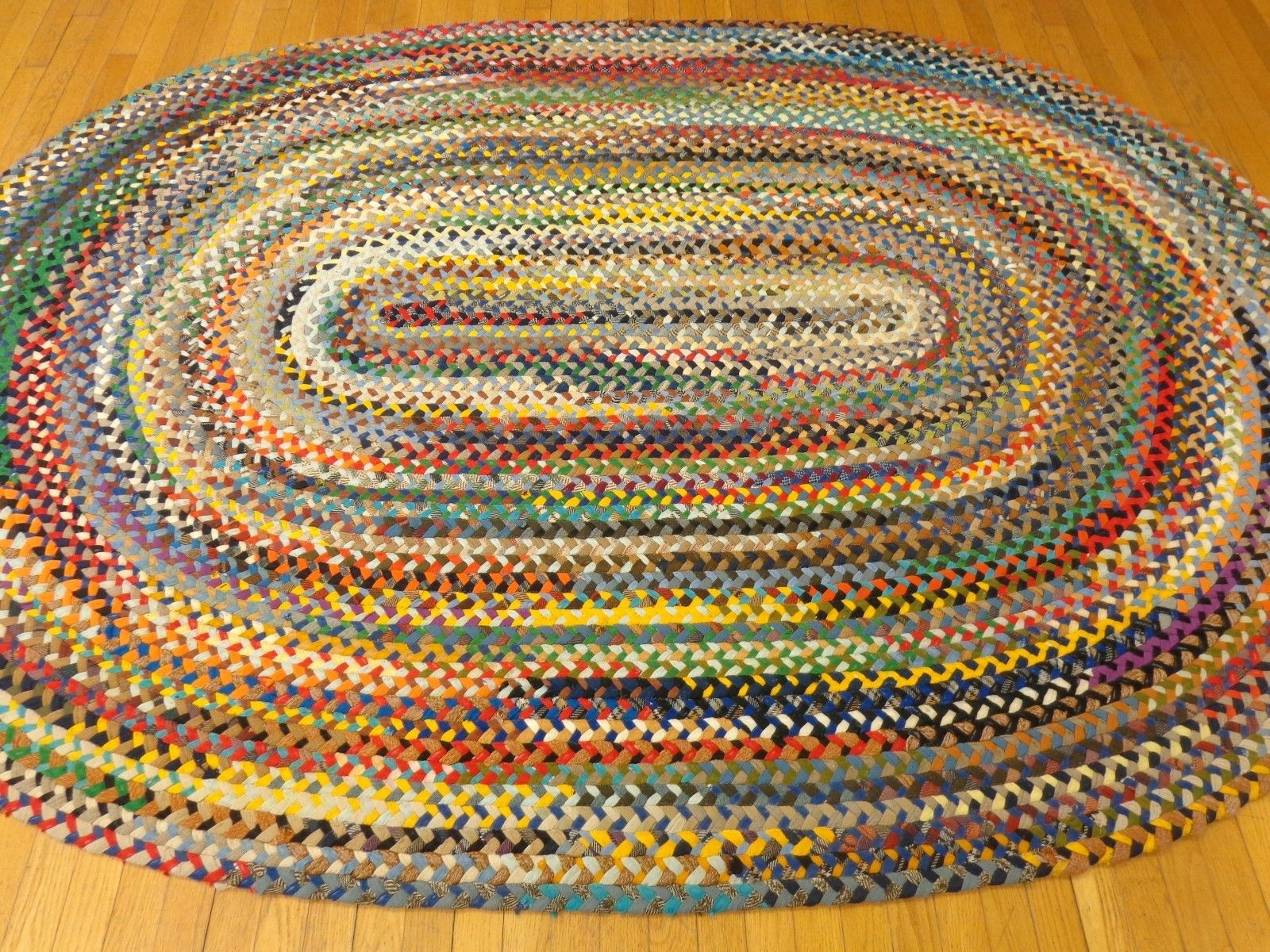 Braided Wool Area Rug Droughtrelief Org