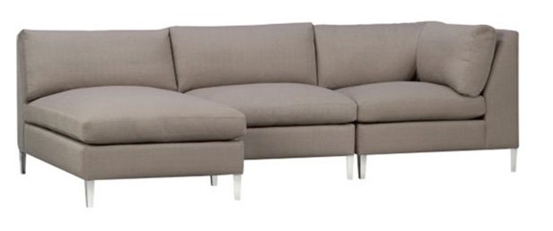 5 Apartment Sized Sofas That Are Lifesavers Hgtvs Decorating Inside 68 Inch Sofas (#3 of 15)