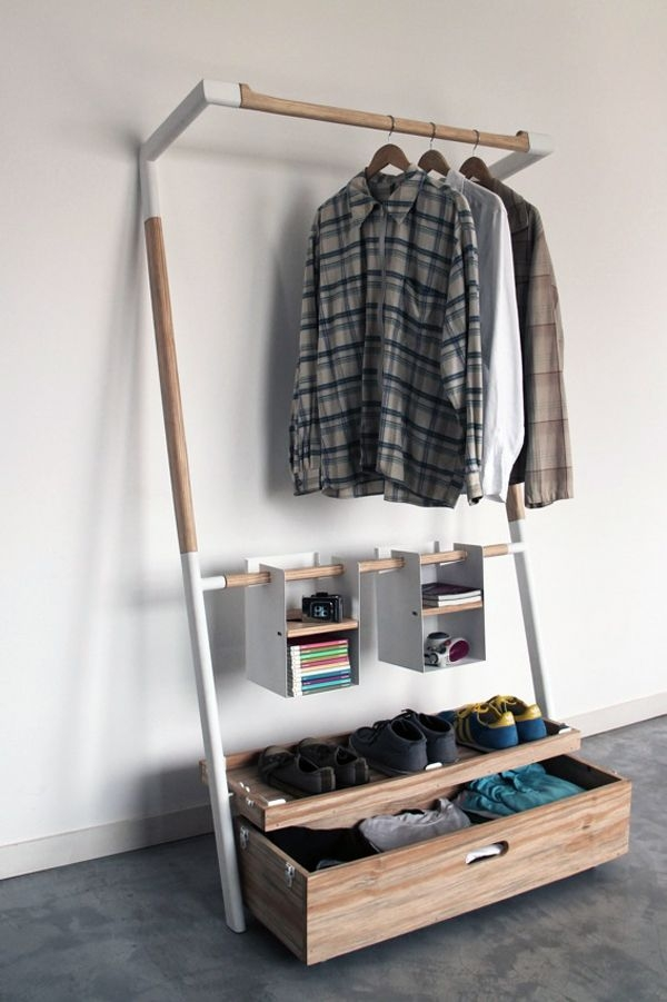 52 Best Closets Clothing Organization Images On Pinterest In Wardrobe Hangers Storages (#1 of 15)