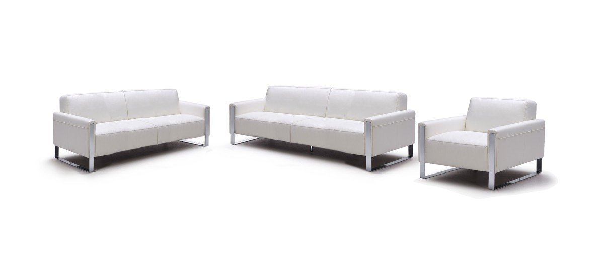 53 Modern Sofa Set Modern Leather Sofa Sets Designs Ideas An In White Modern Sofas (#2 of 15)