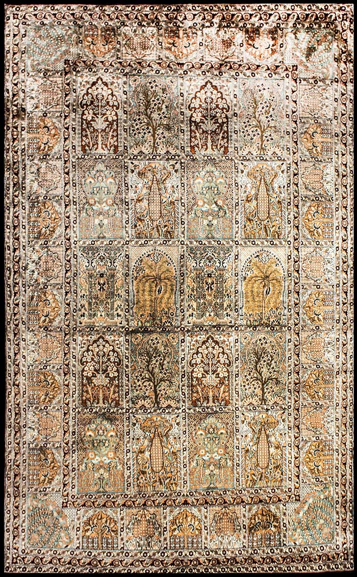 6 4 Area Rugs And Carpets With Regard To Wool And Silk Area Rugs (#1 of 14)