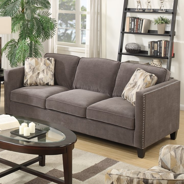 Inspiration about 6 Foot Sofa Wayfair Pertaining To 6 Foot Sofas (#14 of 15)