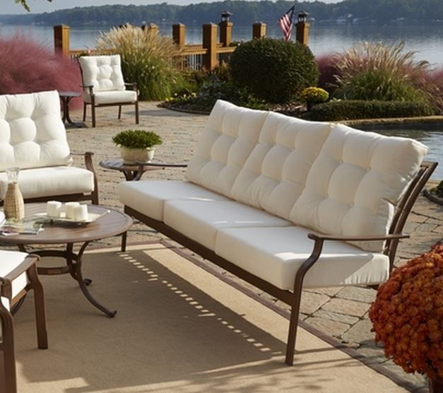 7 Outdoor Sofas For Your Garden Cute Furniture With Regard To Deep Cushioned Sofas (#3 of 15)