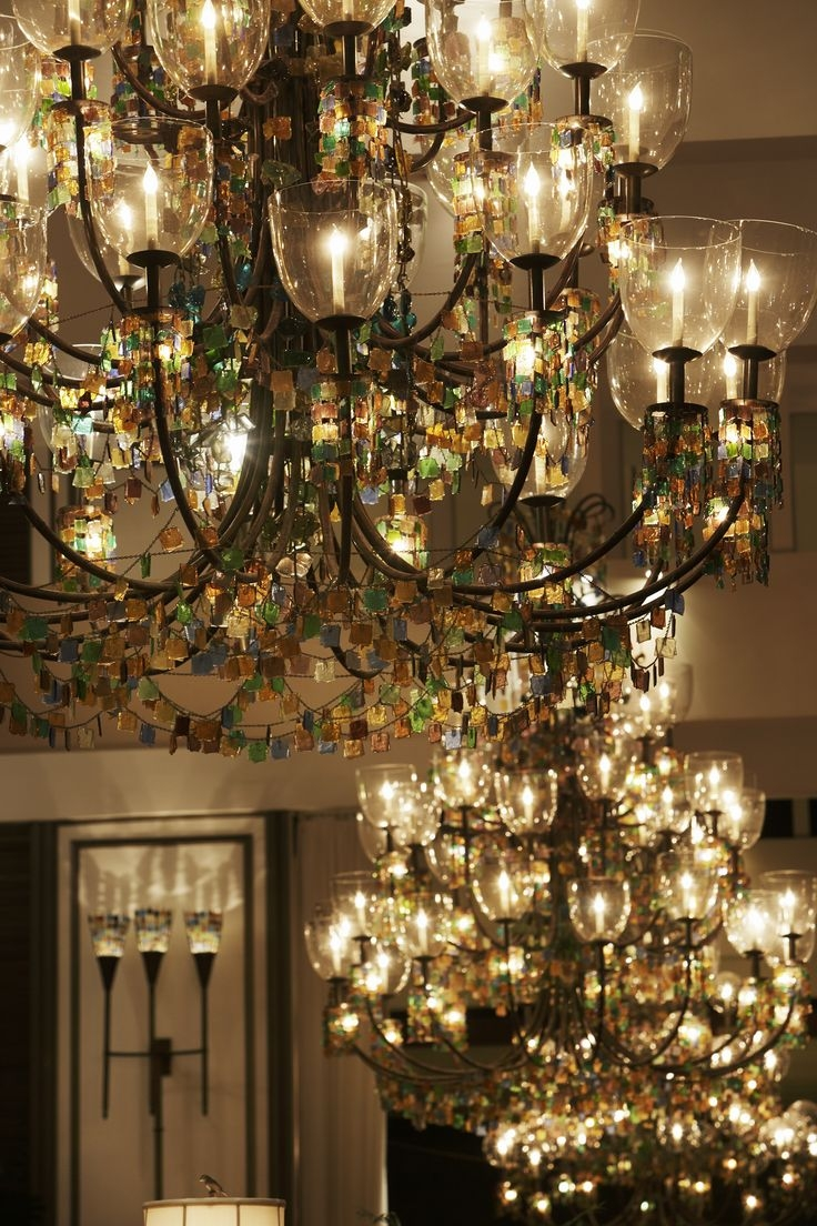 9 Best Images About The Kahala Chandelier On Pinterest Turquoise For Giant Chandeliers (#2 of 12)