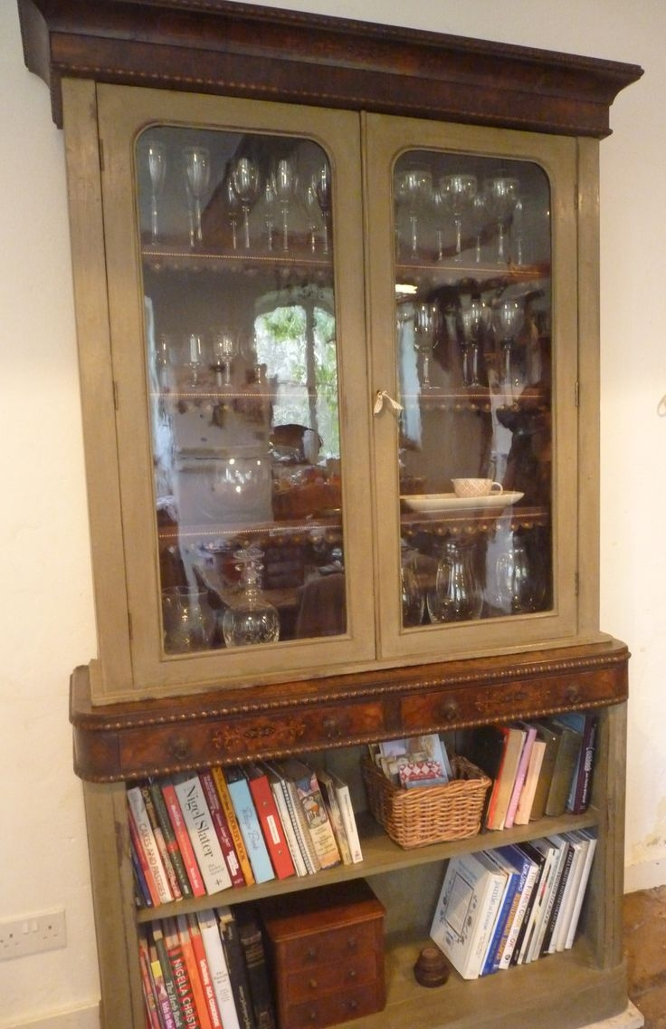 9 Best Olive Images On Pinterest Pertaining To Hand Painted Bookcase (#2 of 15)