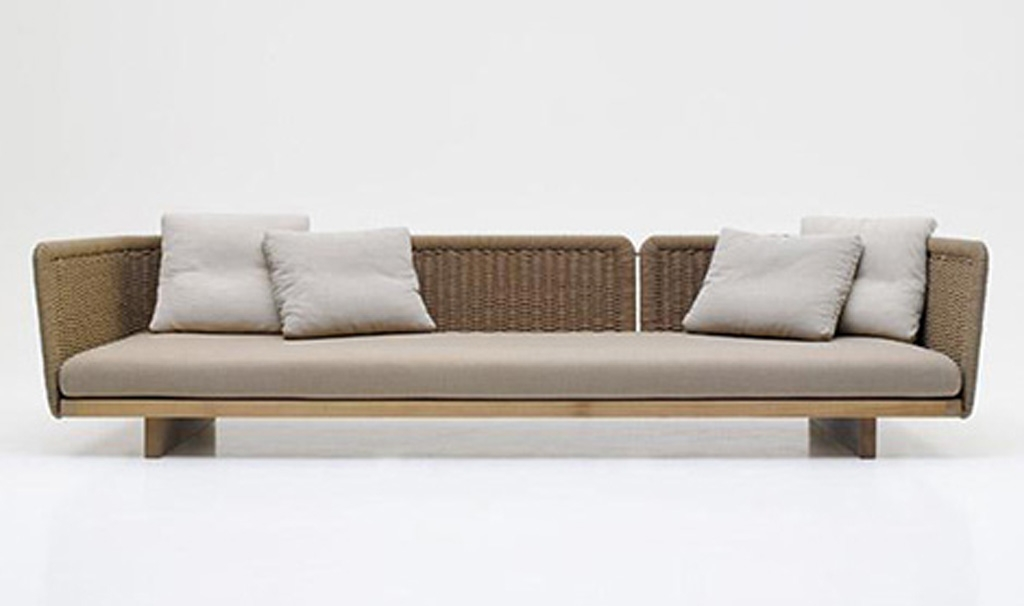 Inspiration about 9 Outdoor Sectional Furniture Carehouse In Modern Rattan Sofas (#11 of 15)