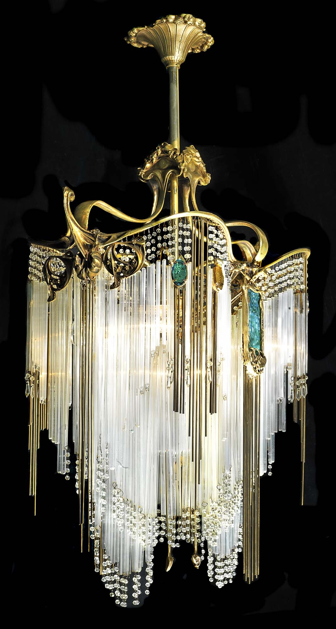 A Collection Of Really Beautiful Chandelier Designs Chandeliers In Art Deco Chandelier (#2 of 12)