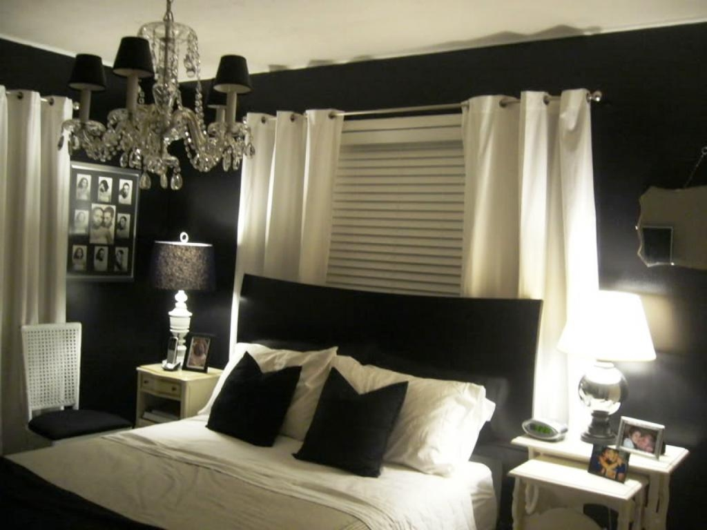 Accessories Black Chandelier Luxury Crystal Bedroom Chandeliers Throughout Black Chandelier Bedroom (#1 of 12)