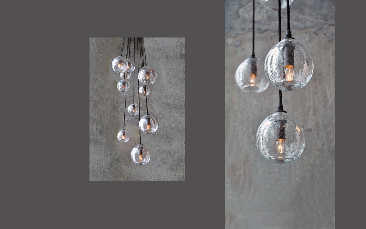 Accessories Orb Chandelier With Glass Ball Pendant Lighting Plus For Chandelier Accessories (#2 of 12)