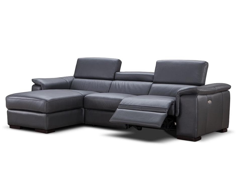 Alba Modern Sectional Sofa Recliner Jm 319900 Throughout Sectional Sofa Recliners (View 4 of 15)