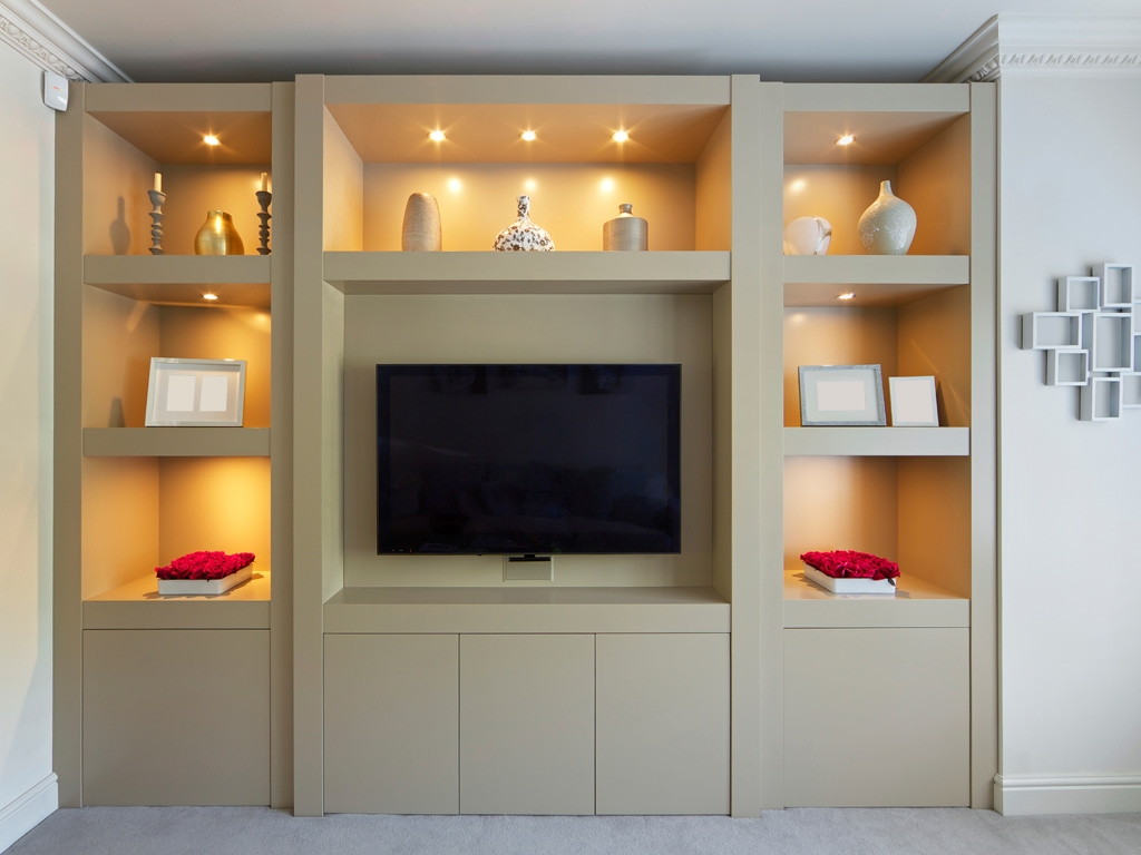 15 Collection Of Bespoke Tv Cabinets