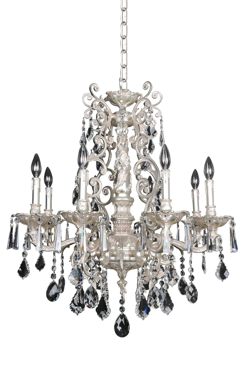 Allegri Lighting Chandeliers Lighting Fixtures Lights And Home Inside Silver Chandeliers (#4 of 12)