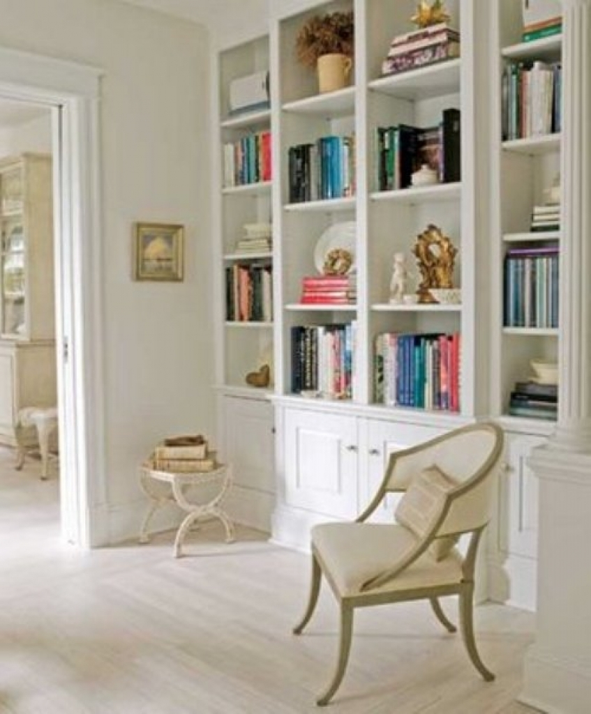 Amazing Classic Bookshelves Designs Interior Decoration Regarding Classic Bookshelves (#1 of 15)