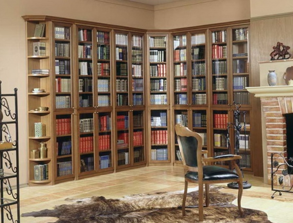 Popular Photo of Classic Bookshelves
