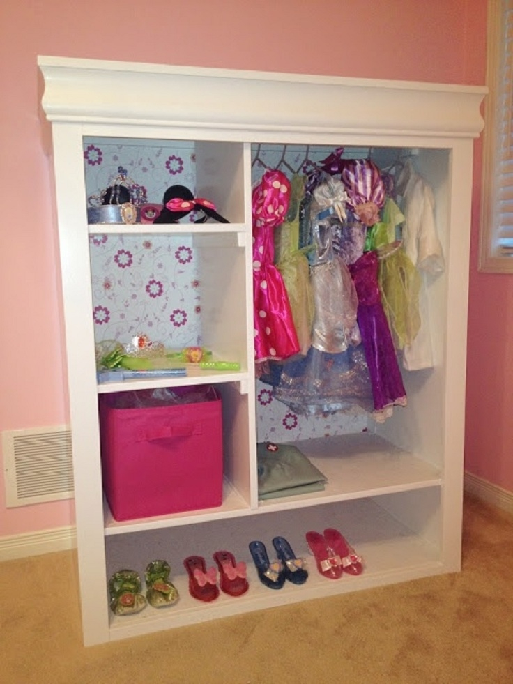Amazing Dress Up Closet For Kids Roselawnlutheran For Kids Dress Up Wardrobe Closet (View 3 of 15)