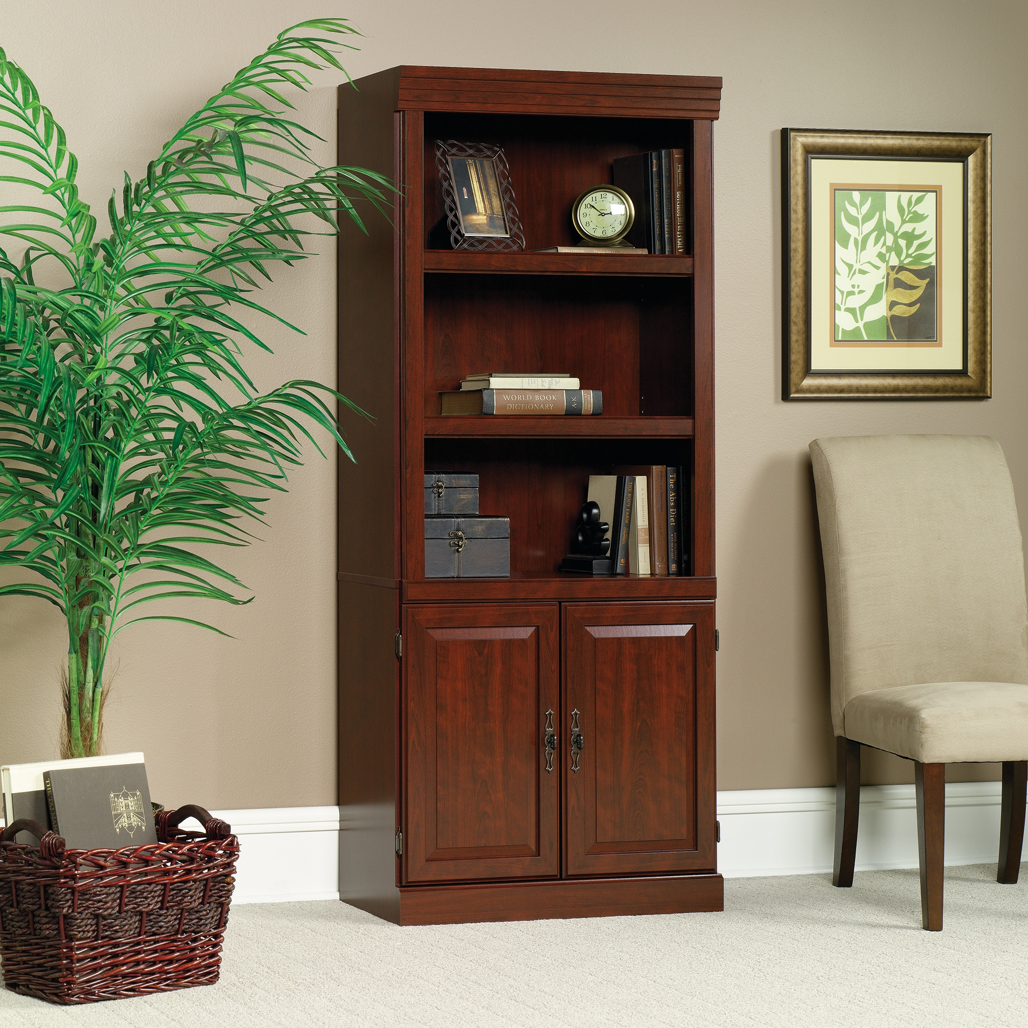 Amazing Narrow Bookcase With Doors 74 With Additional Dresser And Inside Dresser And Bookcase Combo (#1 of 15)