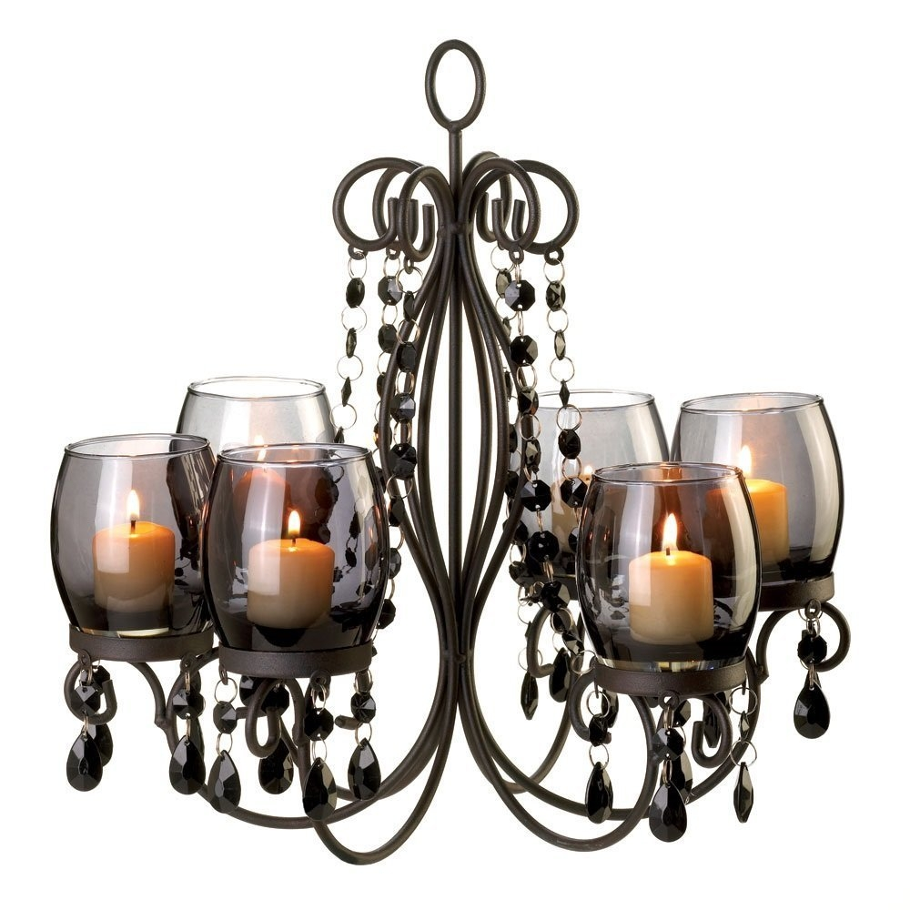 Popular Photo of Candle Chandelier