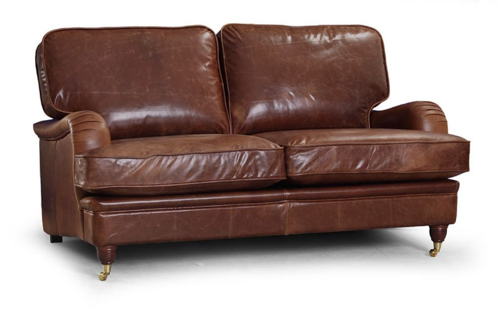 Aniline Leather Furniture Throughout Aniline Leather Sofas (#2 of 15)