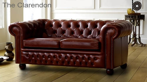 Aniline Leather Sofa The Sofa Collection British Made Leather Intended For Aniline Leather Sofas (#3 of 15)